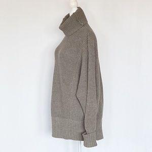 Free People Sweaters - Free People Cocoa Sweater Grey XS